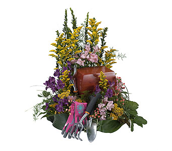 Heavenly Gardener in send WA, Flowers To Go, Inc.