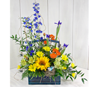 Country Charm in Pendleton IN, The Flower Cart