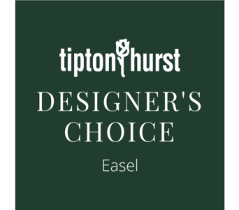 Designer�s Choice Easel in Little Rock AR, Tipton & Hurst, Inc.