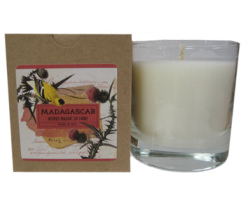 Creative Co-Op� Flair Candle - Madagascar in Moorhead MN, Country Greenery