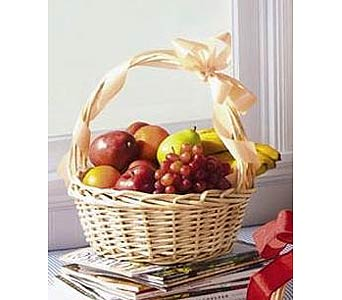 Fresh Fruit Basket in Bound Brook NJ, America's Florist & Gifts