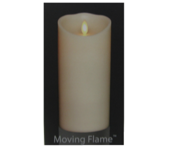 Liown� Flameless Candle Medium in Moorhead MN, Country Greenery