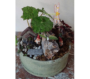 Fairy Garden in Largo FL, Rose Garden Flowers & Gifts, Inc