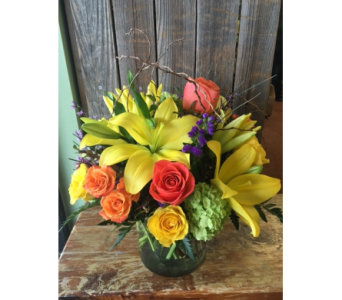 SIENNA BLOOMS  in Missouri City TX, Flowers By Adela