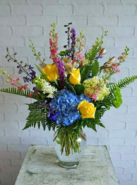 Summer Breeze in Raleigh NC, Fallons Creative Flowers