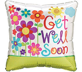 Get Well Soon in Jacksonville FL, Hagan Florists & Gifts