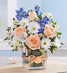 Coastal Breeze from 1-800-Flowers in Las Vegas NV, A French Bouquet