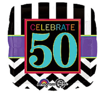 Celebrate 50 in Jacksonville FL, Hagan Florists & Gifts