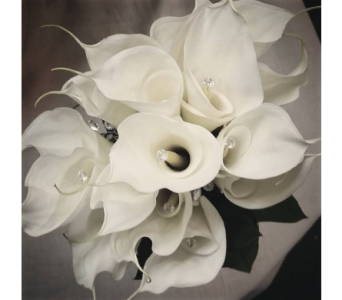 Calla Lily Bouquet in Nashville TN, The Bellevue Florist