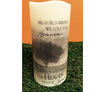 Candle-A Bit of Heaven in Brownsburg IN, Queen Anne's Lace Flowers & Gifts