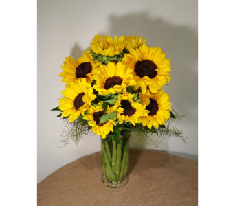 Sunny Smiles Bouquet in Yardley PA, Ye Olde Yardley Florist