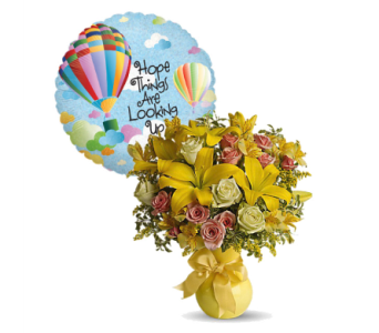Sunny Smiles by 1-800-balloons