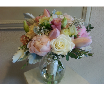 Bridal Bouquet in Nashville TN, The Bellevue Florist