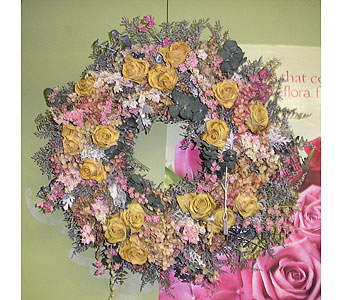 Dried Wreaths in Somerset PA, Somerset Floral