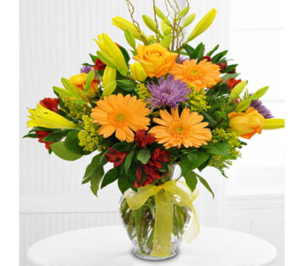 Sunshine Splendor in Indianapolis IN, George Thomas Florist