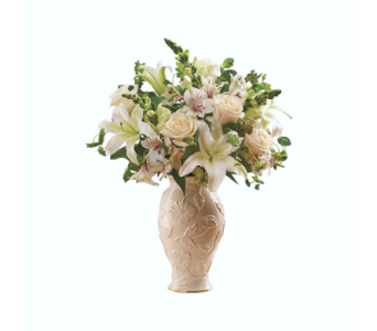 Loving Blooms� Lenox� White in Palm Coast FL, Garden Of Eden