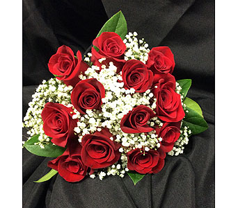 Cut Red Roses in Dawson Creek BC, Flowers By Charene