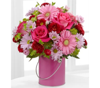 FTD Color Your Day with Happiness in Chelsea MI, Chelsea Village Flowers