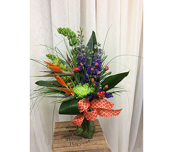 Custom Designs in Dawson Creek BC, Flowers By Charene