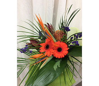 Tropical Cut Flowers in Dawson Creek BC, Flowers By Charene