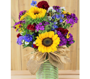 Rustic Wildflower in Baltimore MD, Raimondi's Flowers & Fruit Baskets