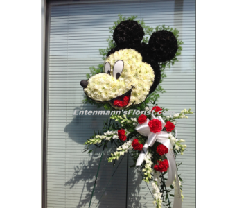 Mickey Mouse in Jersey City NJ, Entenmann's Florist