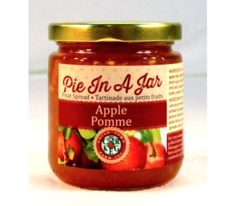 Pie in a Jar - Apple in Timmins ON, Timmins Flower Shop Inc.