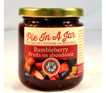 Pie in a Jar - Bumbleberry in Timmins ON, Timmins Flower Shop Inc.