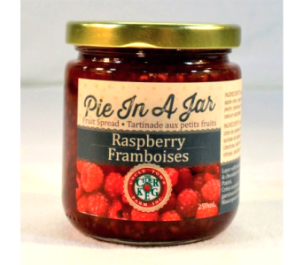 Pie in a Jar - Raspberry in Timmins ON, Timmins Flower Shop Inc.