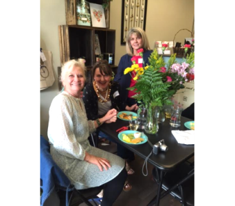 Design Class in Lakewood CO, Petals Floral & Gifts