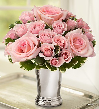 Julep Cup Petite Bouquet in Camp Hill and Harrisburg PA, Pealers Flowers