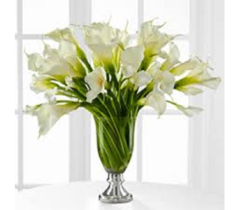 Beautiful Luxury Calla Lilies  in Fairfax VA, Rose Florist