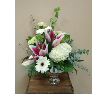 Simple Elegance in Edmonds WA, Dusty's Floral