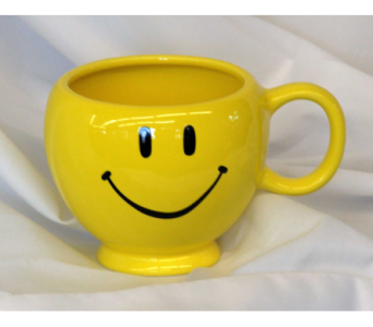 Smile Mug in Hales Corners WI, Barb's Green House Florist