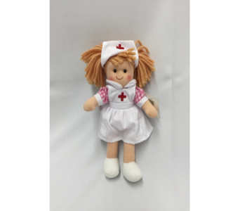 Nurse Doll in Dearborn MI, Fisher's Flower Shop