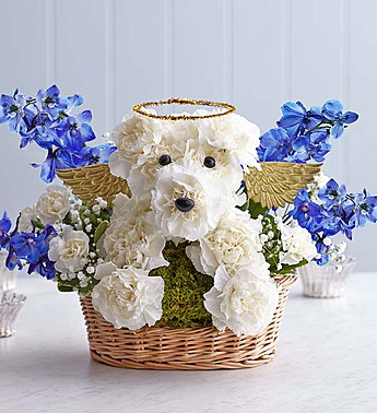All Dogs go to Heaven in Camp Hill and Harrisburg PA, Pealer's Flowers
