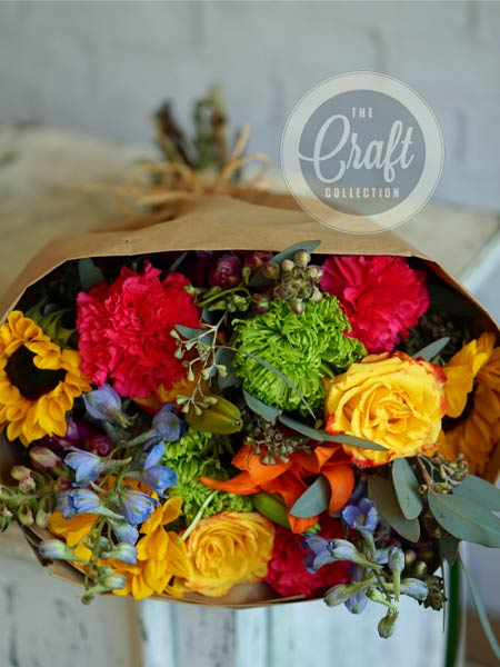 Boho Bolds in Smithtown NY, James Cress Florist