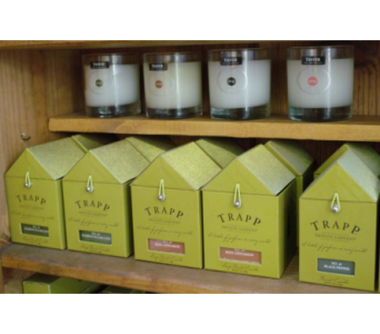 Trapp Candle Collection in El Paso TX, Debbie's Bloomers