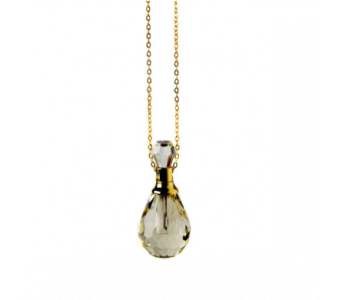 Perfume Necklace- Champagne  in Lakewood CO, Petals Floral & Gifts
