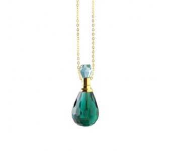 Perfume Necklace- Turquoise  in Lakewood CO, Petals Floral & Gifts
