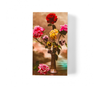 Matchstick box - Flowers in Vase in Lakewood CO, Petals Floral & Gifts