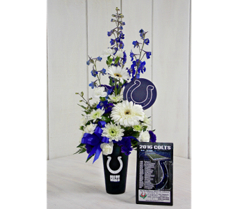 Colts Pint and Coaster in Indianapolis IN, Steve's Flowers and Gifts
