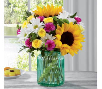 Sunlit Meadows Bouquet by Better Homes & Gardens in Arlington VA, Twin Towers Florist