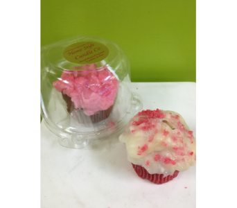 Cupcake Candle in Jamesburg NJ, Sweet William & Thyme