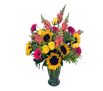 Summer Cheer in Detroit and St. Clair Shores MI, Conner Park Florist