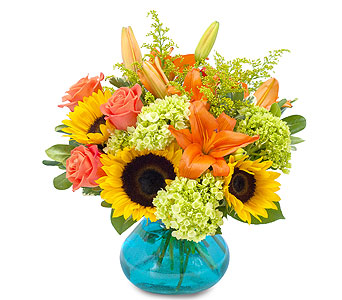 Delightful Day in Morristown NJ, Glendale Florist