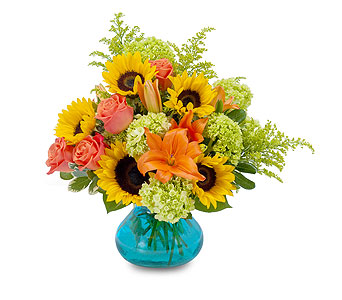 Glorious Day in Spartanburg SC, A-Arrangement Florist