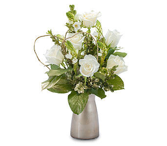 Champagne Sparkle in Paso Robles CA, Country Florist