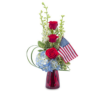 Patriot in Kingwood TX, Flowers of Kingwood, Inc.