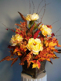 Autumn Silk in Huntington WV, Archer's Flowers, Inc.